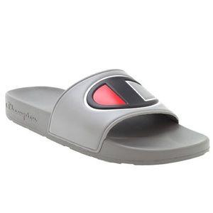 5e8dc42ba7e Champion Shoes - Champions ipo slide sandals men s 10